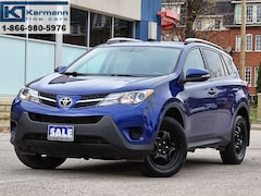 2014 Toyota RAV4 LE|AWD|Back Up Cam|Heated Seats|One Owner|Accident SUV