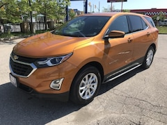 2018 Chevrolet Equinox LT|AWD|Back Up Cam|One Owner|Accident Free| SUV