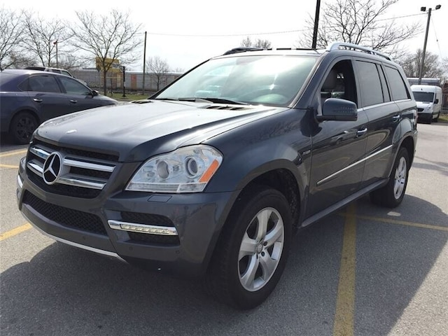 Used 2011 Mercedes Benz Gl Class For Sale At Karmann Fine Cars Vin