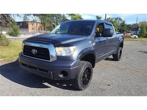 2008 Toyota Tundra 5.7 Limited Crew Max Leather 4x4  Truck