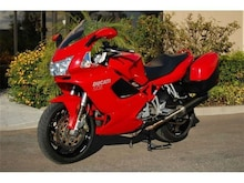 2007 Ducati ST3 ST3 | SPORT TOURING Coupe