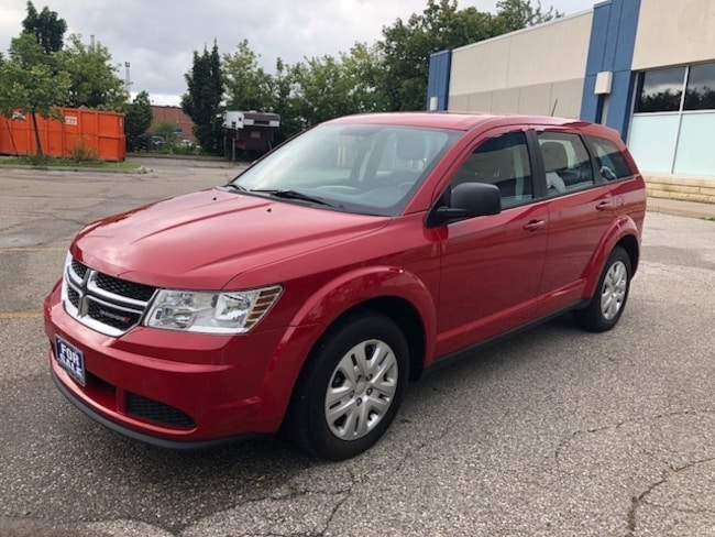 2016 Dodge Journey CVP|Power Options|Keyless Entry|Heated Mirrors| SUV