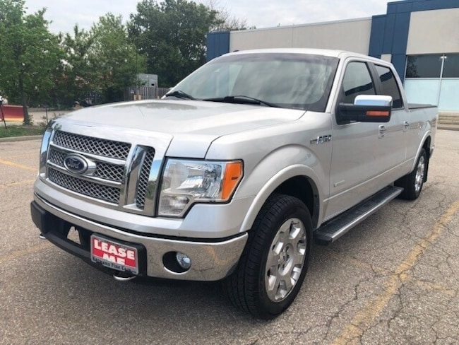 2011 Ford F-150 EcoBoost|Supercrew|Lariat|Cooled/Heated Seats| Truck