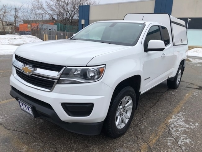 2016 Chevrolet Colorado LT Accident Free Power Seats Set of Winter Tires  Truck Extended Cab