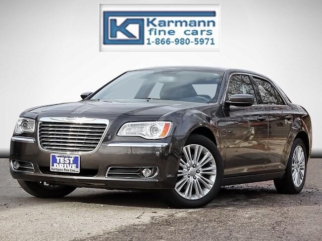 2014 Chrysler 300 AWD|Leather|Sunroof|Heated Seats| Sedan
