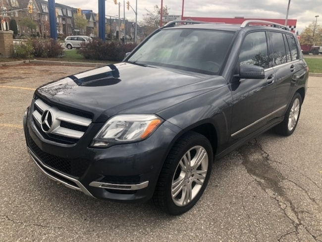 2013 Mercedes-Benz GLK-Class 250 BlueTec AWD Heated Seats One Owner Accident Fr SUV