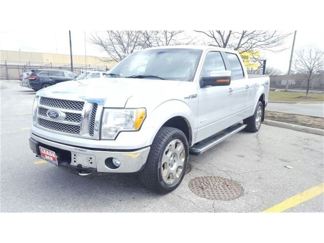 2011 Ford F-150 EcoBoost Supercrew Lariat Cooled7Heated Seats  Truck