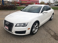 2014 Audi A7 Technik|Back Up Cam|Leather|Panoramic Roof|Navigat Sedan