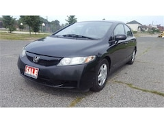2010 Honda Civic EX-L|Manual|Accident Free|Sunroof| Sedan
