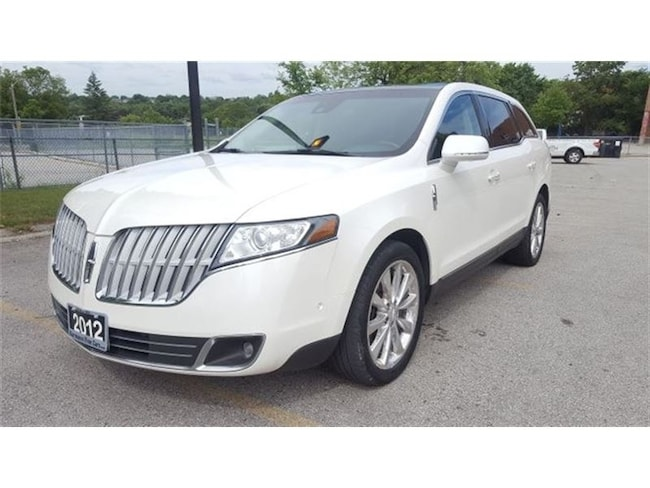 2012 Lincoln MKT EcoBoost 7 Seats Accident Free  SUV
