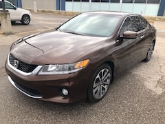 2013 Honda Accord EX-L|Navi|Sunroof|Leather|Accident Free| Coupe