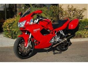 2007 Ducati ST3 ST3   SPORT TOURING Coupe
