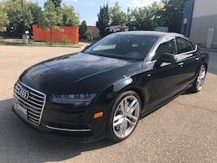 2016 Audi A7 Technik|S-LINE|Optics|Driver Assist|No Accident|Na Sedan