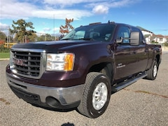 2008 GMC SIERRA 2500HD SLT|Diesel|Leather|4x4|DVD|Accident Free| Truck Extended Cab