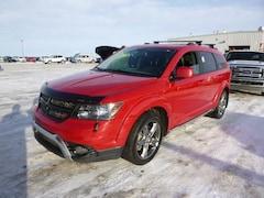 2014 Dodge Journey Crossroad DVD Sunroof Navi Accident Free  SUV