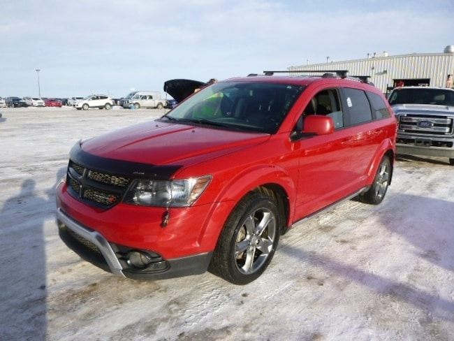 2014 Dodge Journey Crossroad|DVD|Sunroof|Navi|Accident Free| SUV