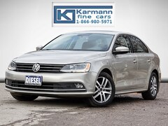 2015 Volkswagen Jetta Comfortline|Sunroof|Keyless Entry|Heated Seats|Acc Sedan