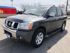 2004 Nissan Armada LE|Leather|Sunroof|4WD|DVD|7 Passenger|Navigation| SUV