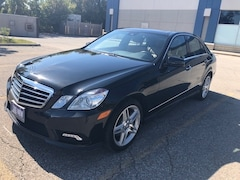 2011 Mercedes-Benz E-Class 550|Navi|Back Up Cam|Leather|Accident Free| Sedan