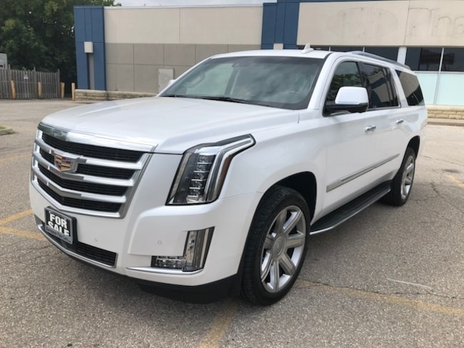 2016 Cadillac Escalade ESV Premium|Navi|PanRoof|Leather|Back Up Cam|No Accide SUV