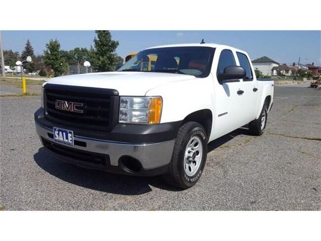 2012 GMC Sierra 1500 Work Truck|6 Passenger|4x4|Fully Loaded| Truck