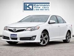 2014 Toyota Camry SE|Sunroof|Back Up Cam|Navi|One Owner|Accident Fre Sedan
