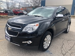 2010 Chevrolet Equinox LTZ|AWD|Back Up Cam|Leather|Sunroof| SUV