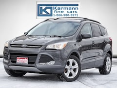 2015 Ford Escape SE AWD Back Up Cam One Owner Accident Free  SUV
