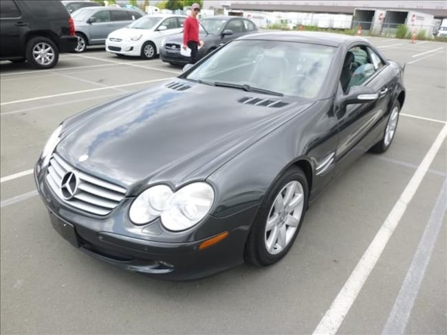 2003 Mercedes-Benz SL-Class Convertible|Navi|Leather|Heated Seats| Convertible