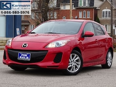 2012 Mazda Mazda3 Sport GS-SKY|Heated Seats|One Owner|Accident Free| Hatchback