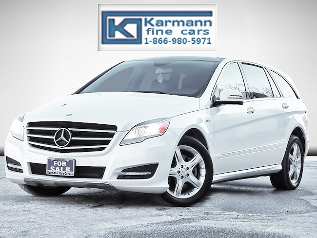 2012 Mercedes-Benz R-Class BlueTEC|Navi|Leather|Moonroof|Back Up Cam| SUV