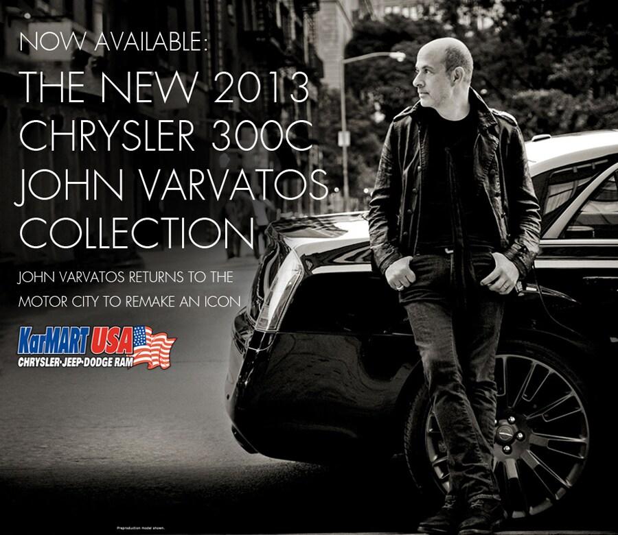 John Varvatos Collection Chrysler 300C