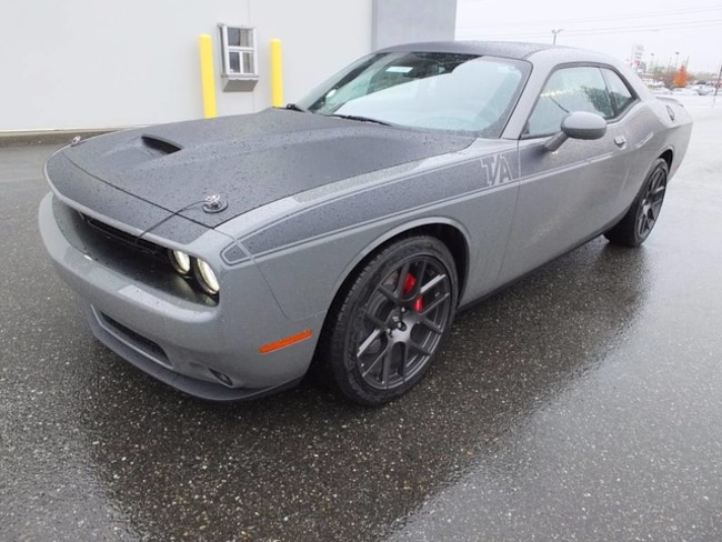2018 Dodge Challenger T/A Coupe