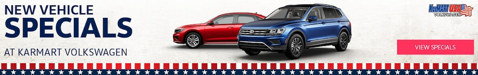 July New Vehicle Specials