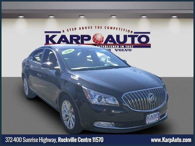 used 2016 buick lacrosse for sale in rockville centre ny | vin