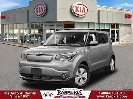 2018 Kia Soul EV + Hatchback