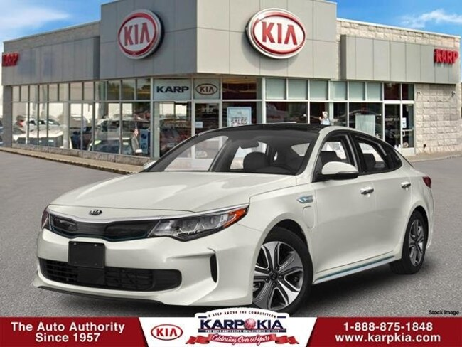 2018 Kia Optima Plug-In Hybrid EX Sedan for sale in Rockville Centre, NY at Karp Kia