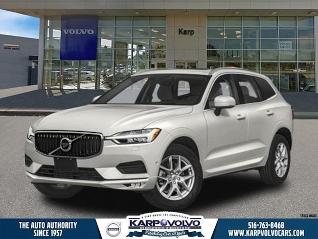New 2019 Volvo XC60 T5 Momentum SUV for sale in Rockville Centre, NY at Karp Volvo