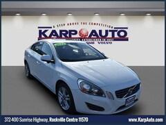 2013 Volvo S60 for sale in Rockville Centre, NY at Karp Volvo