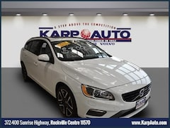 2018 Volvo V60 for sale in Rockville Centre, NY at Karp Volvo