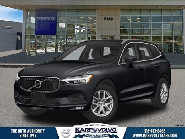 New 2019 Volvo XC60 T6 Momentum SUV for sale in Rockville Centre, NY at Karp Volvo
