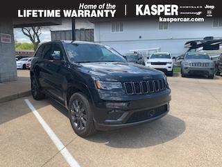 New 2019 Jeep Grand Cherokee HIGH ALTITUDE 4X4 Sport Utility Sandusky OH