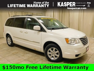 Used 2010 Chrysler Town & Country Touring Van Sandusky OH