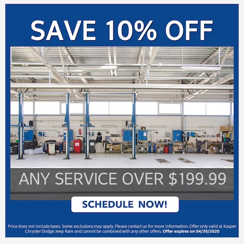Save 10% Off Any Service Over $199.99