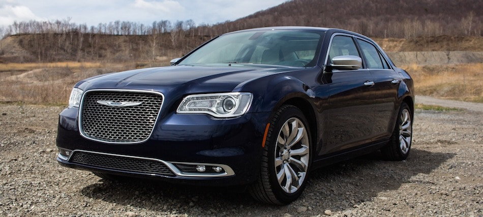 2016 Chrysler 300 Review Price And Mpg Sandusky Oh