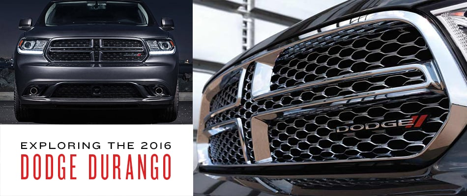 2016 Dodge Durango Review In Sandusky