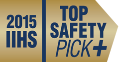 IIHS Top Safety Pick logo