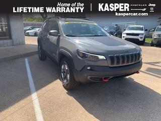 New 2019 Jeep Cherokee TRAILHAWK 4X4 Sport Utility Sandusky OH