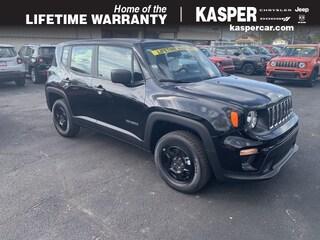 New 2019 Jeep Renegade SPORT 4X4 Sport Utility Sandusky OH