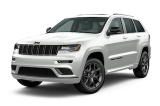 New 2020 Jeep Grand Cherokee LIMITED X 4X4 Sport Utility Sandusky OH